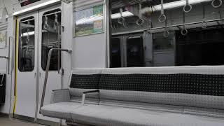 近鉄電車 奈良行快速急行9020系9027F 三宮・西九条駅 2021/5(4K UHD 60fps)