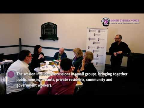 "Waterloo & ""Social Mix"" - Inner Sydney Voice Community discussions"