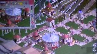 forest carousel control failure non rotating with without music rct leafy lake