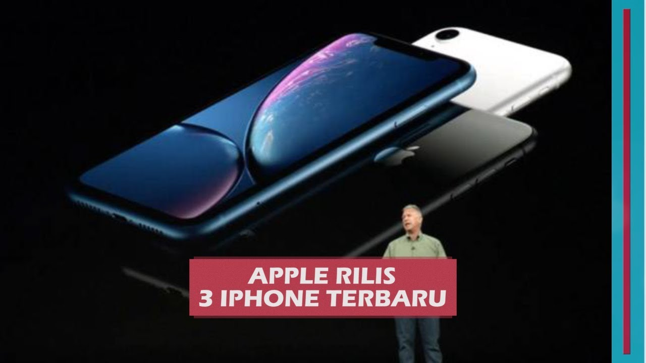 Apple Rilis 3 iPhone Terbaru c0728f04f8