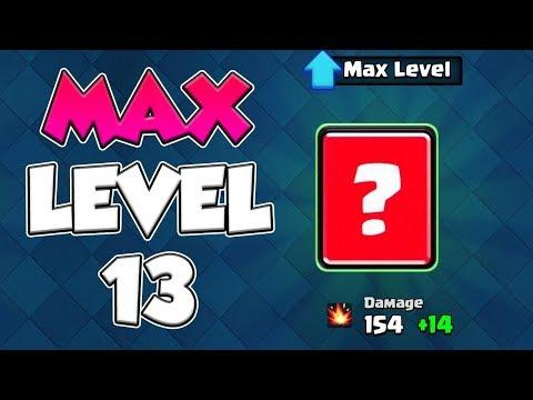 NOVA KARTICA NA MAX LEVEL!!! · Clash Royale