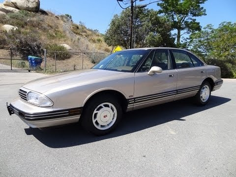 Oldsmobile Eighty Eight Royale Olds 88 1 Owner 56,000 Original Miles ...