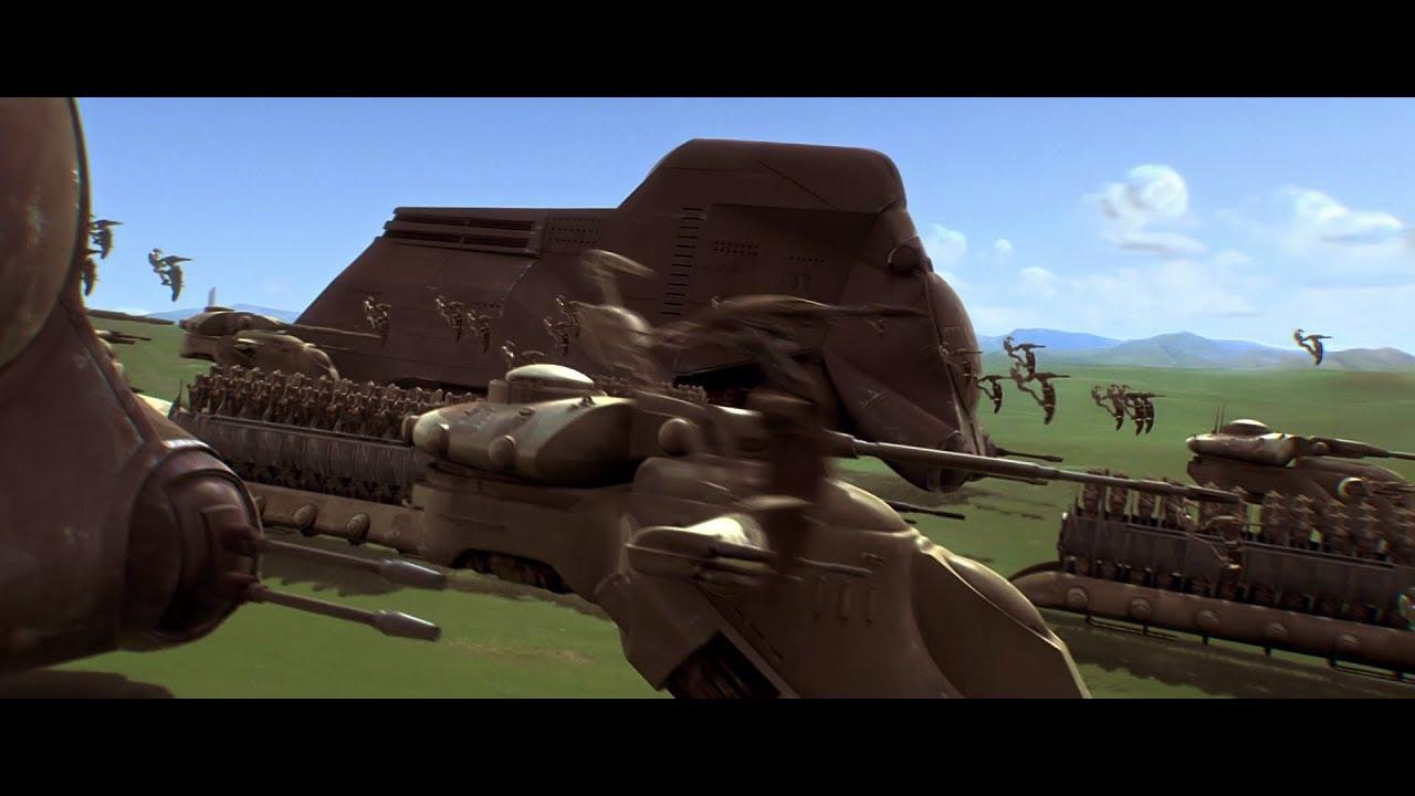 7662 LEGO Star Wars Multi Troop Transport (MTT) re-review