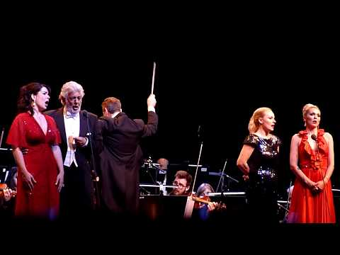 Placido Domingo - Non ti scordar di me, live in Ljubljana 2018