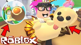 🐶ONE OF THE NEW PETS OF ADOPT ME🐾- ROBLOX