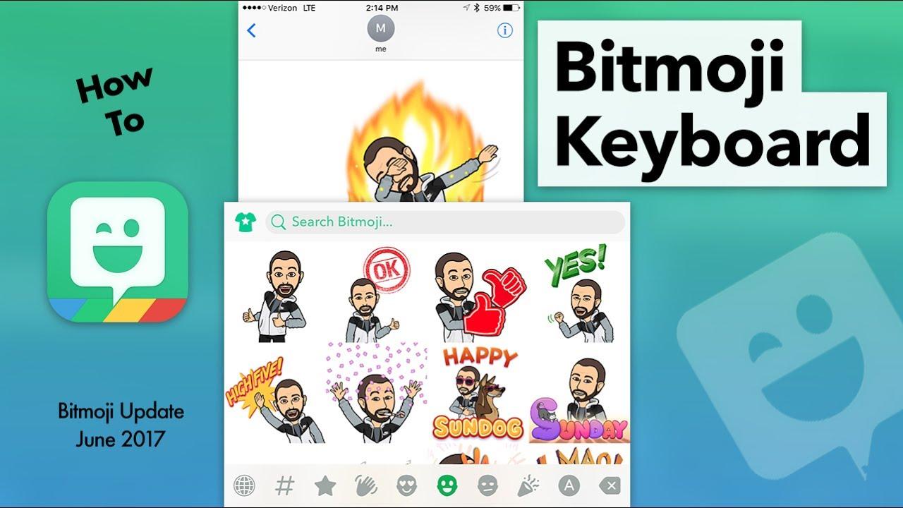 4 Ways to Use Bitmoji