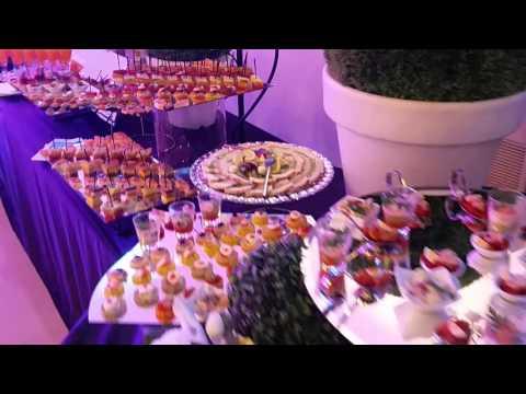 l alhambra pontault combault salle de r 233 ception mariage cocktail de bienvenue