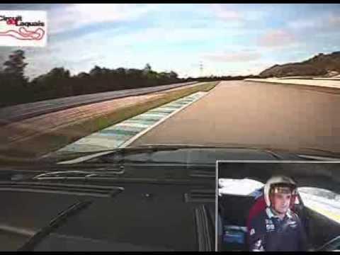 Essai Aston Martin V8 Vantage - Circuit du Laquais - Sept.21st 2013