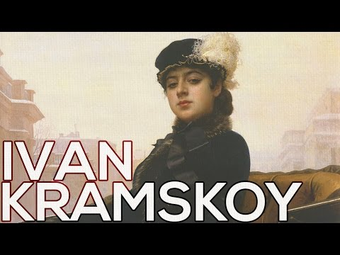 Ivan Kramskoy: A collection of 149 paintings (HD)