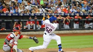 Yoenis Cespedes 2015 Highlights [New York Mets]
