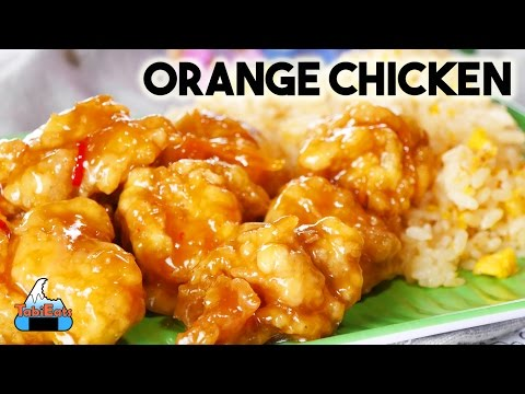 Easy Orange Chicken Recipe (Better Than Panda Express!)