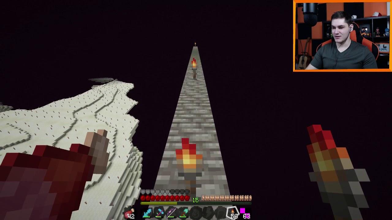 """Minecraft #285 –  """"Uwielbiam budować półokręgi!"""""""