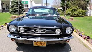 RARE 1966 Ford Mustang 2+2 GT Fastback K-Code For Sale~1 of 1~Museum Quality!!