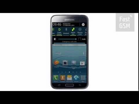 How to unlock samsung galaxy s5 by unlock code youtube