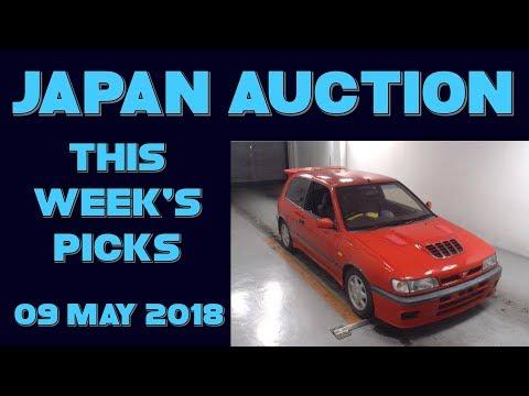 Japan Weekly Auction Picks 067 - 09 May 18