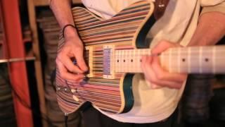 Sacri Monti: Prisma Guitars Shop Sessions