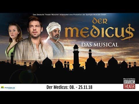 Der Medicus im Deutschen Theater München