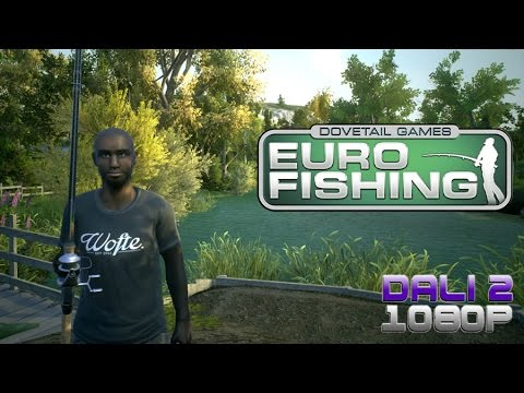 Dovetail games euro fishing pc gameplay 1080p youtube for Fishing computer game