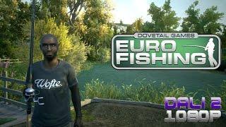 Dovetail Games Euro Fishing PC Gameplay 1080p