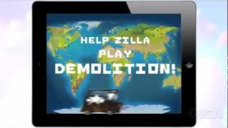 Demolition Dash: Release Trailer