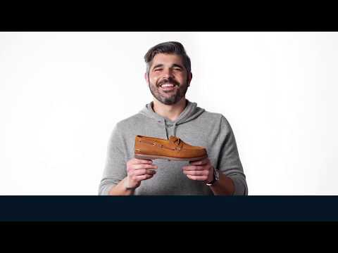 Behind The Design: Sperry Gold Cup Authentic Original Boat Shoe