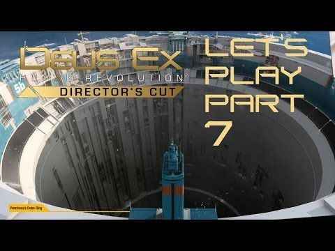 Let's Play: DXHR - Director's Cut Part 7: HIDDEN MERCHANT