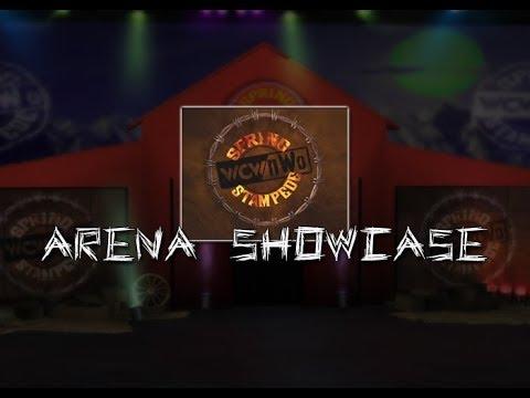 Arena Showcase - WCW Spring Stampede (1994/1997-2000)