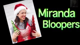 Miranda Sings Bloopers!