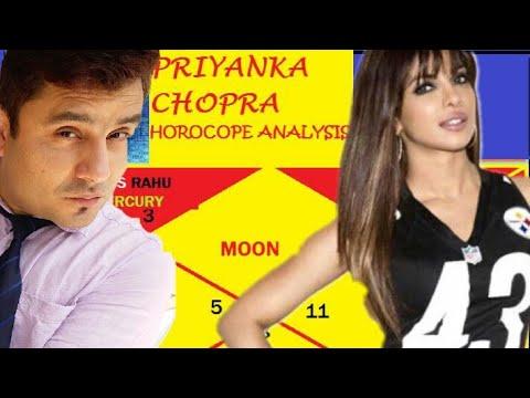 Priyanka Chopra Horoscope Analysis|| Priyanka Chopra ...
