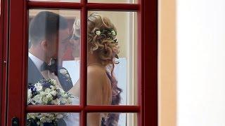 Видеосъёмка в Гродно. Слайд-шоу свадебное из видео-кадров. Свадьба  Юли и Ильи. Гродно, Беларусь.