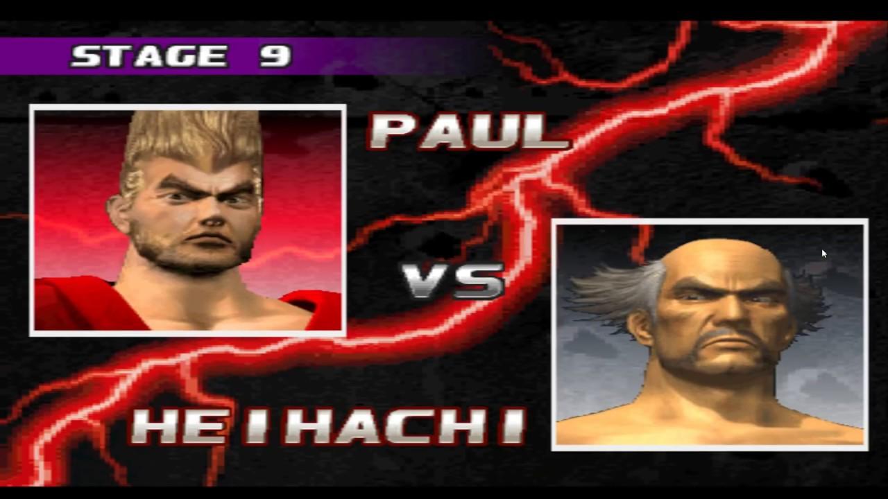 Tekken 3 Paul 46 Seconds You Tube World Record Youtube