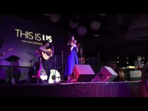 Mandy Moore & Siddhartha Khosla - Willin' Cover - This Is Us FYC