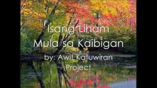 Isang Liham Mula sa Kaibigan