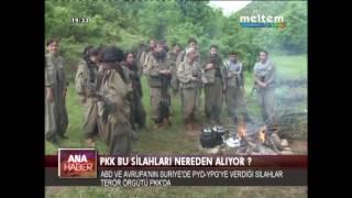 PKK BU SİLAHLARI NEREDEN ALIYOR