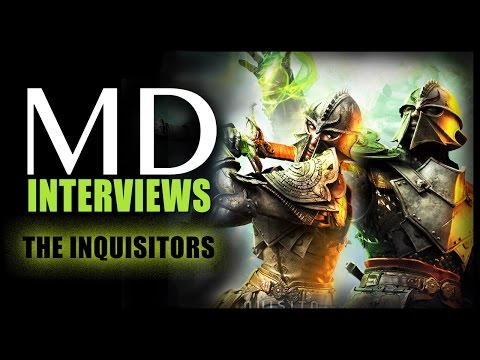 MD s: The Inquisitors Dragon Age Inquisition