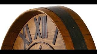 Большие настенные часы Howard Miller обзор моделей