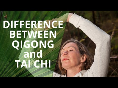 Difference Between Qigong and Tai Chi
