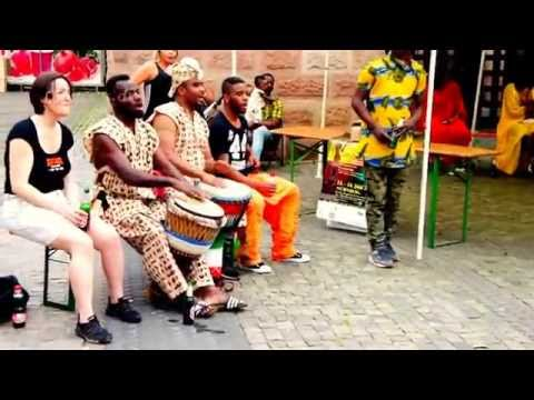 Wild African Music and Dance in Europe