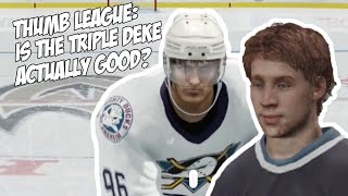 Does the Triple Deke actually work? - Thumb League