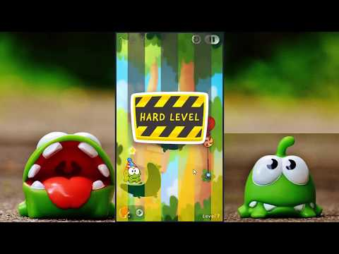 Cut the Rope 2: Game cut rope grab candy!!!