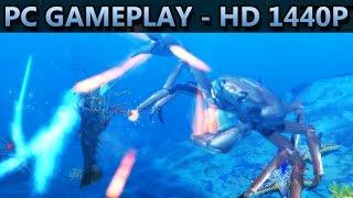 NEO AQUARIUM: The King of Crustaceansv (WTF) | PC GAMEPLAY | HD 1440P