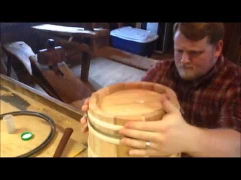Black Swamp Cooperage ~ Fall Class 2015