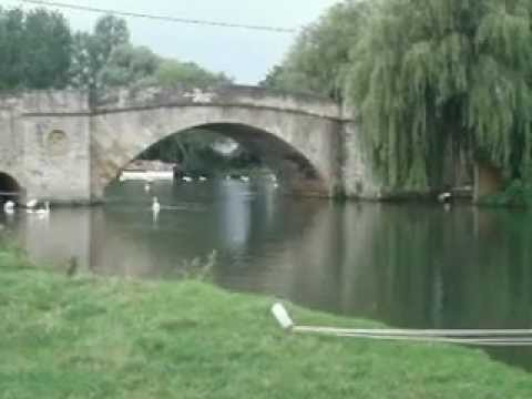 Cotswolds Lechlade Gloucestershire England