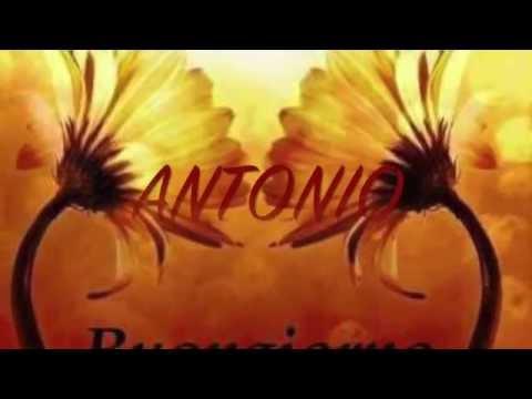 Auguri Buon Onomastico Antonio E Tony Youtube