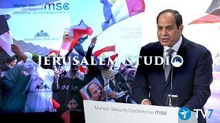 Egypt: social unrest challenges stability- Jerusalem Studio 457