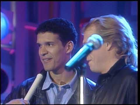 American Bandstand 1987- Interview Level 42