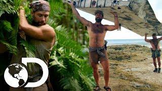 Los refugios más creativos de Matt | Desafío x 2 | Discovery Latinoamérica