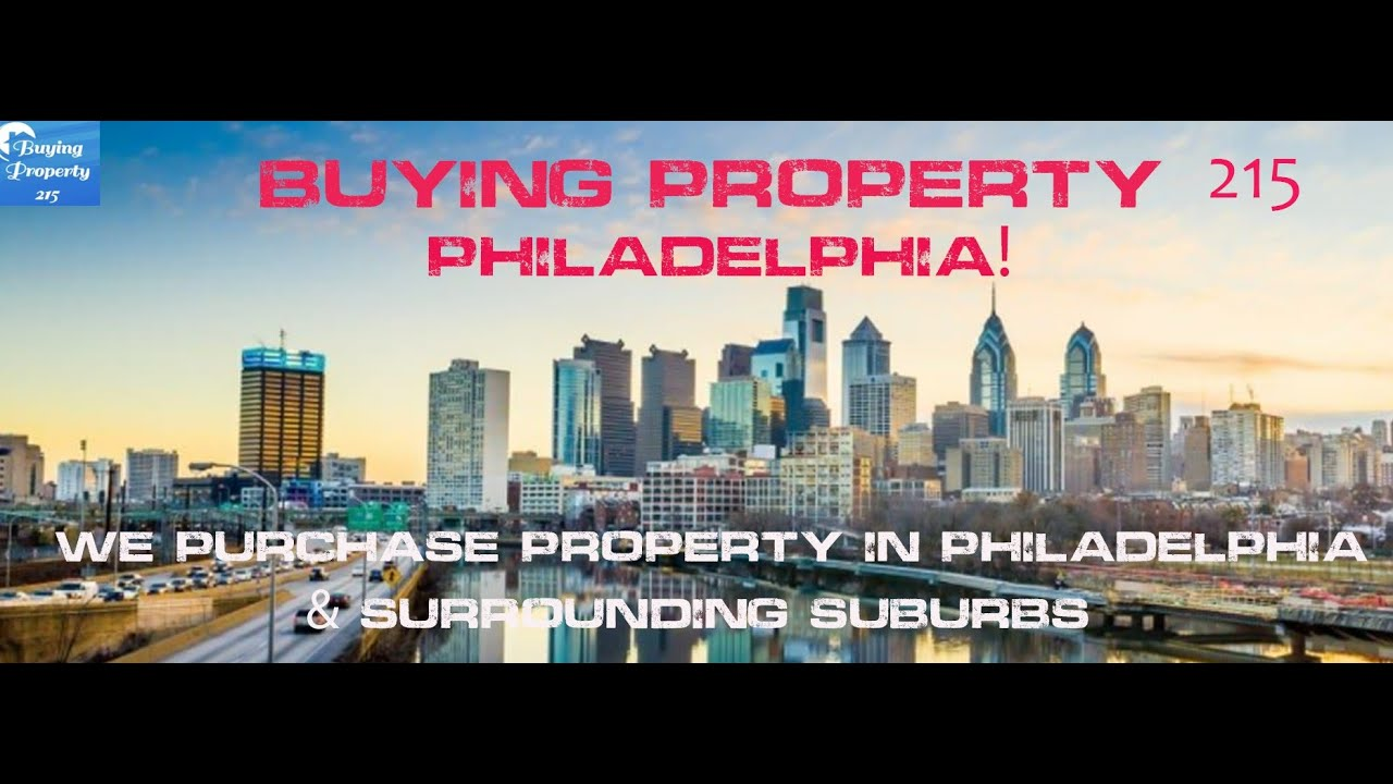 Selling property in Philadelphia!? (How to MAXIMIZE profit)