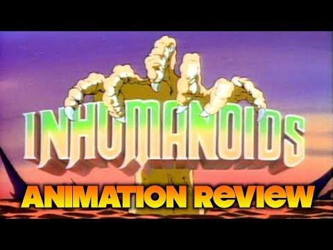 Animation Review: INHUMANOIDS (1985/86)