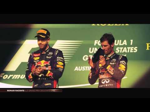 #ThePretender : Romain raconte... Le Grand Prix des Etats-Unis